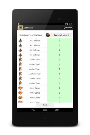 Planner for Clash of Clans 1.0.8 screenshot 97656