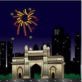 Mumbai Skyline Live Wall!