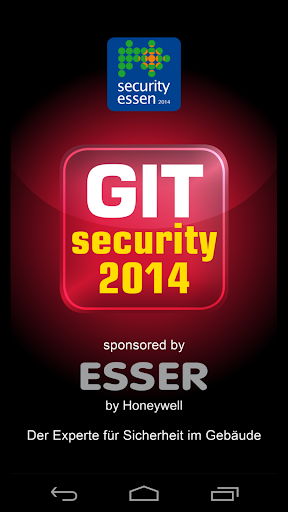 GIT security 2014
