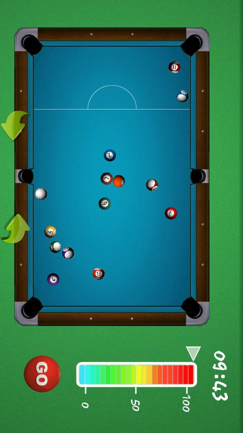 Billiards - screenshot