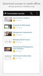 lynda.com - screenshot thumbnail