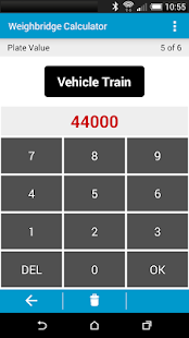Weighbridge Calculator - screenshot thumbnail