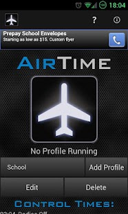AirTime- screenshot thumbnail