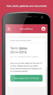SchoolShare- screenshot thumbnail