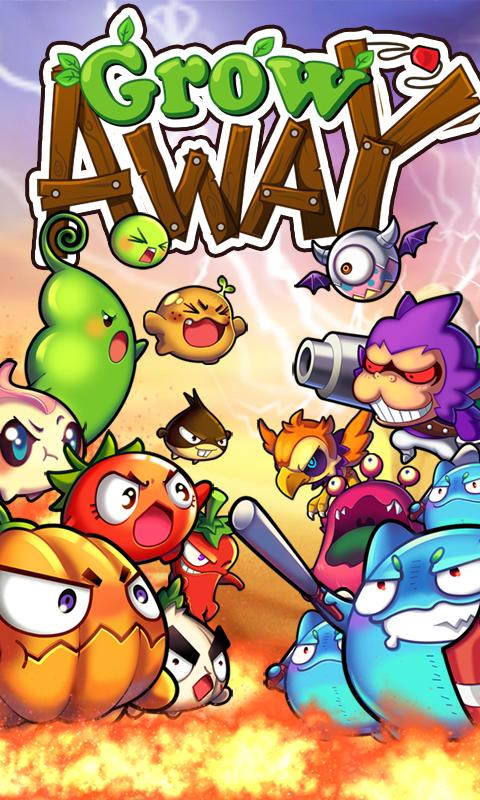 Grow Away - screenshot