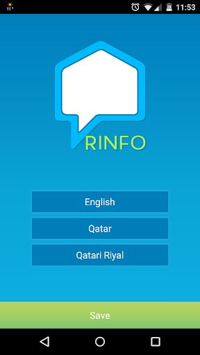 Rinfo App for Real Estates