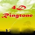 3D Ringtones 4D logo