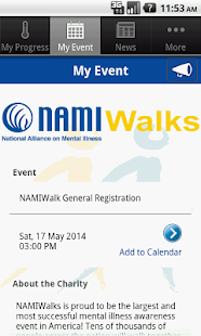 NAMIWalks - screenshot thumbnail