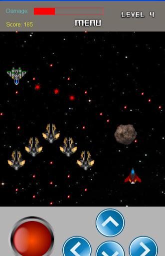 【免費動作App】Space Fight Demo-APP點子