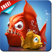 Crazy Fish Live Wallpaper Free