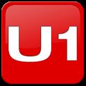 지상파 DMB U1MEDIA 모바일앱 icon