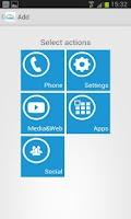 Screenshot of Yun NFC Launcher