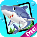 Kids Jigsaw Puzzles Ocean Free icon