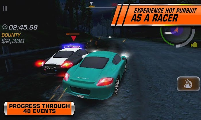 Need for Speed ™ Hot Pursuit - reduced screenshot