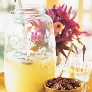 Lavender-Infused Lemonade