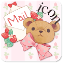 SWEETアイコンチェンジ *strawberry box* icon