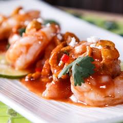 Ecuadorean Shrimp Ceviche