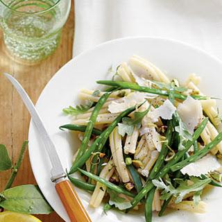 Green Bean Pasta Salad with Lemon-Thyme Vinaigrette.