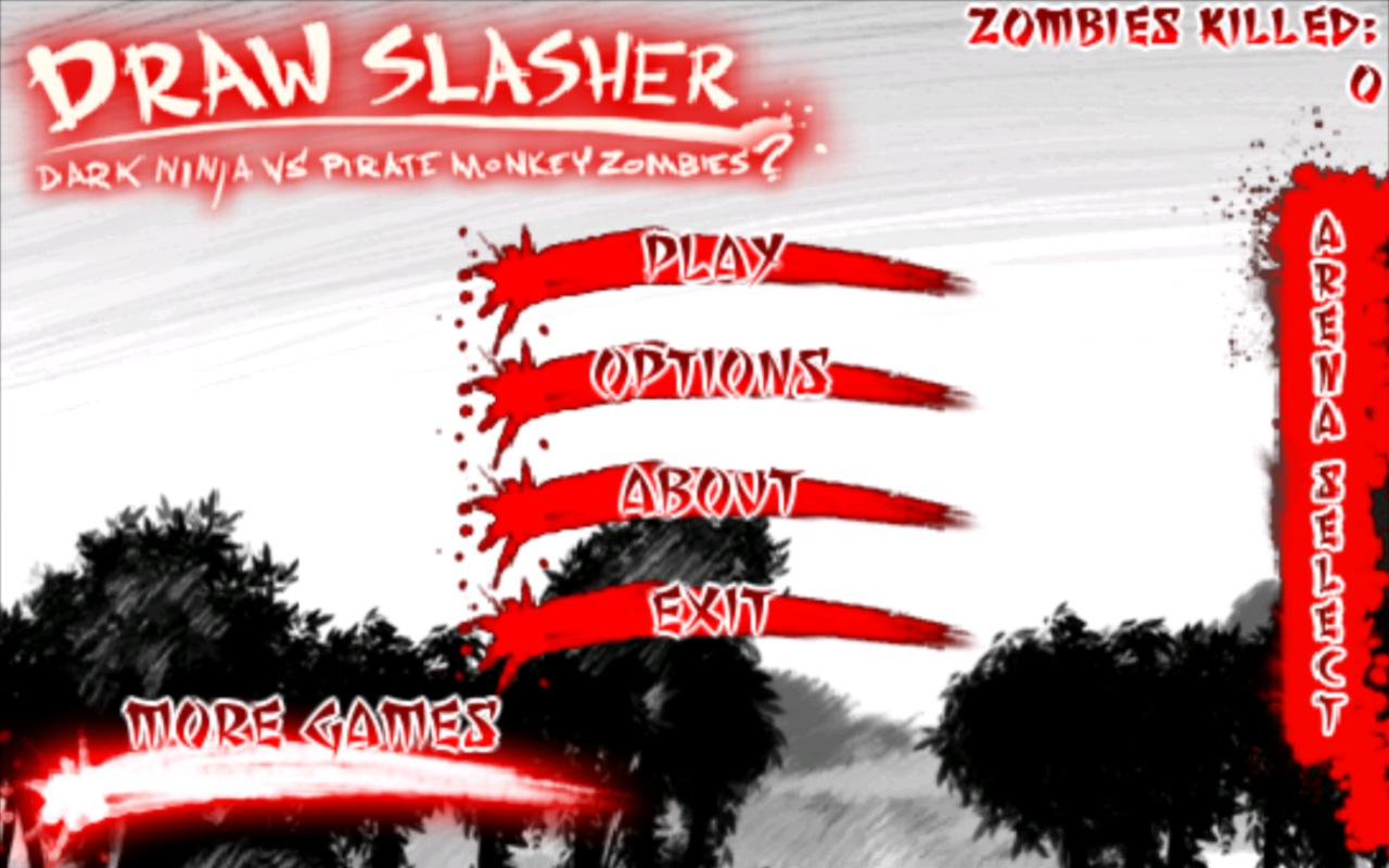 Draw Slasher - screenshot