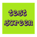 Test WebView Screen icon