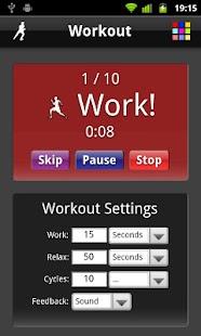 Workout- screenshot thumbnail