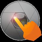 Big Camera Button SELFIES icon