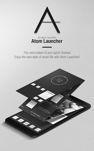 アトムランチャー Atom Launcher