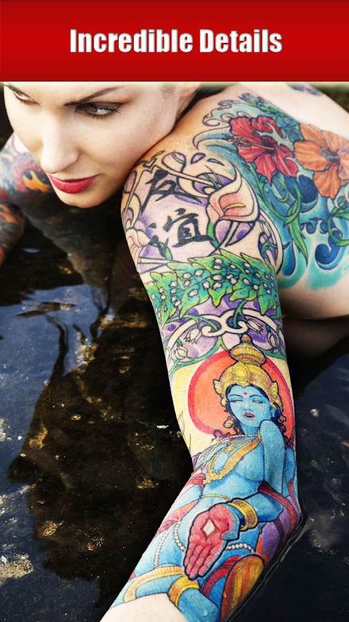 Tattoo designs hd android apps on google play for App for tattoos