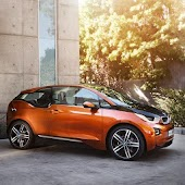 BMW i3 Coupe Live Wallpaper