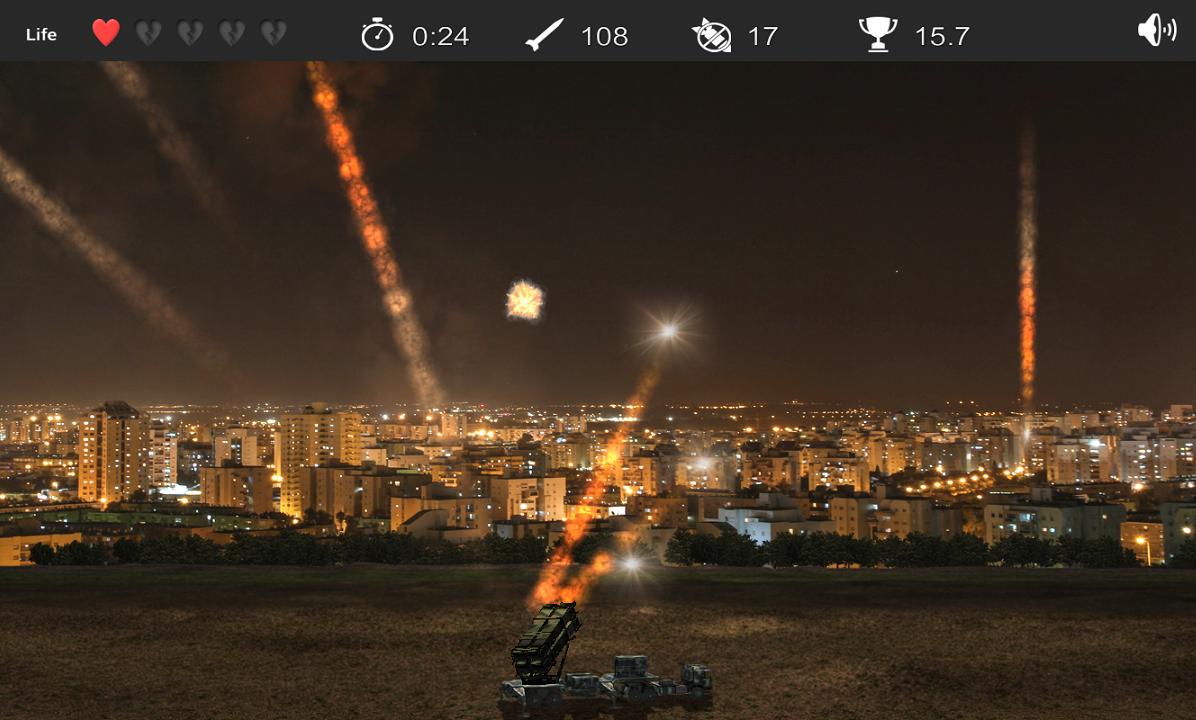 Iron Dome - screenshot