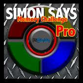 Simon Says Memory ChallengePro