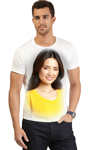 Photos In T-Shirt
