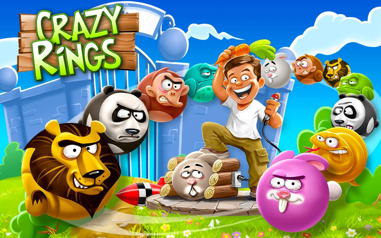 Crazy Rings-Funniest Game Ever- screenshot
