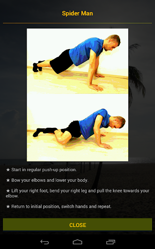 【免費健康App】JAFF Military Workout Trainer-APP點子