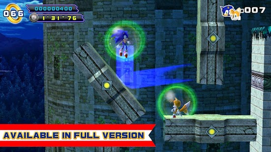 Sonic 4 Episode II LITE APK for Blackberry