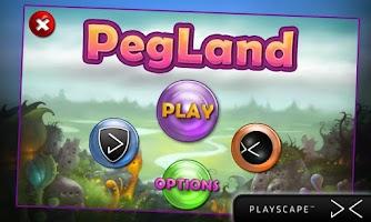 Screenshot of Pegland
