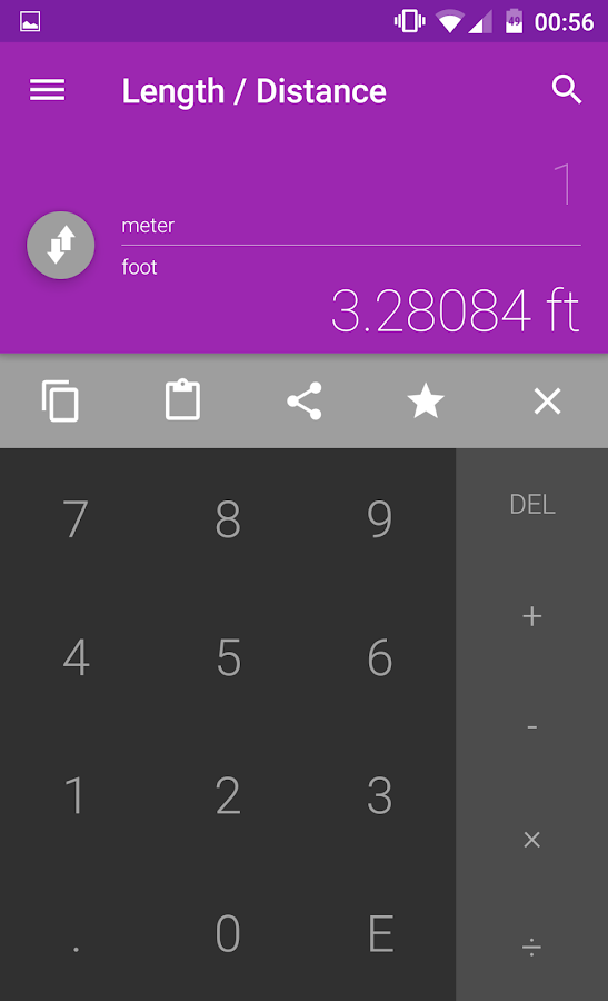 ConvertIt! Pro Unit Converter- screenshot