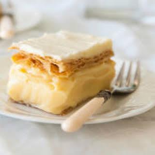 Vanilla Slice With No Cream Recipes.