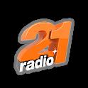 Radio 21 icon