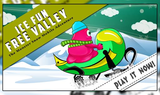 Ice Fun Free Valley : Snow