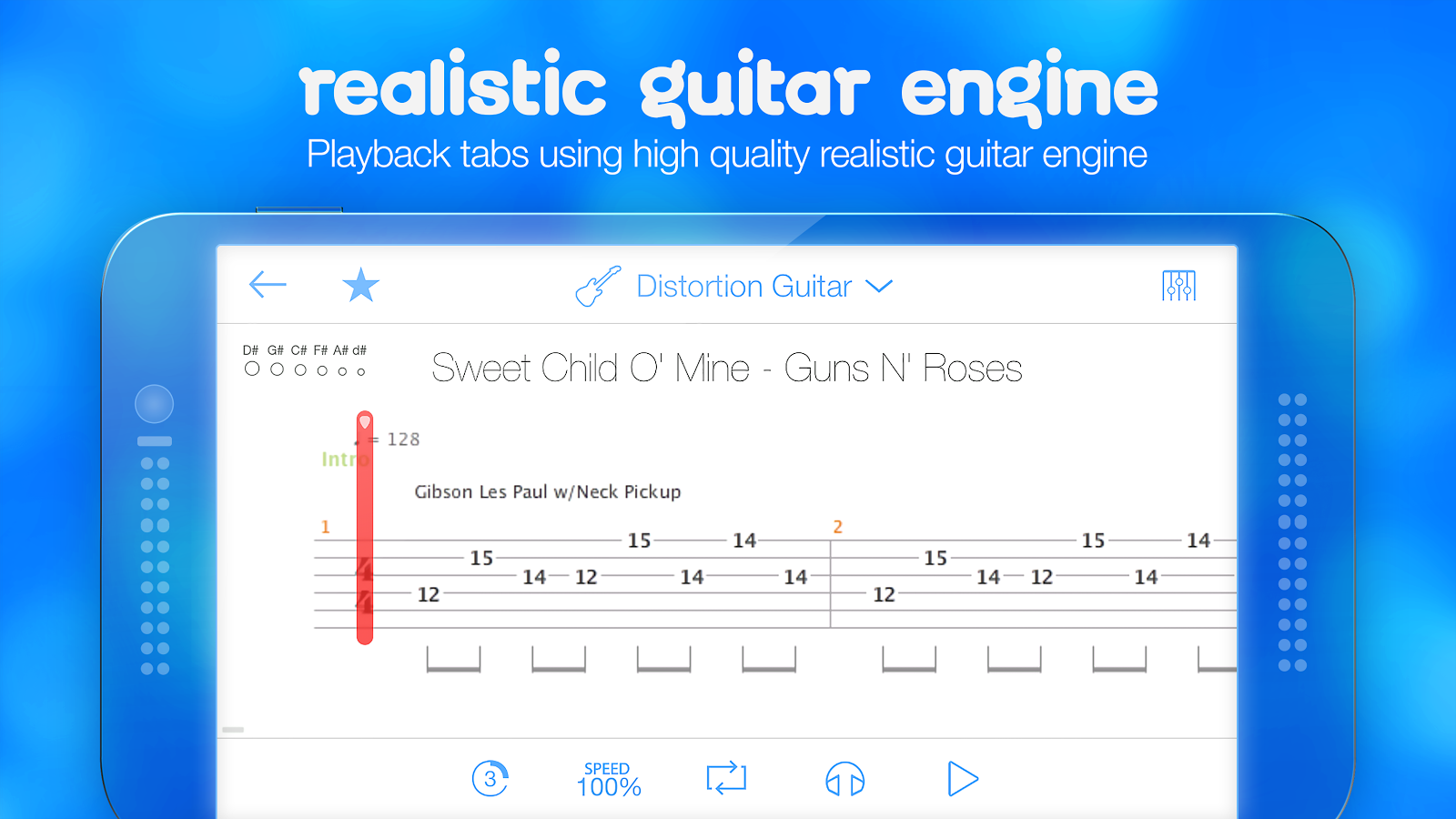 Songsterr Guitar Tabs & Chords - screenshot