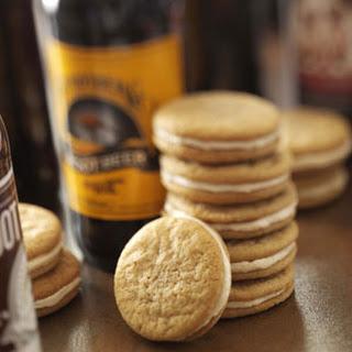 Root Beer Float Cookies