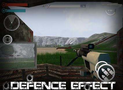 Defence Effect HD - screenshot thumbnail