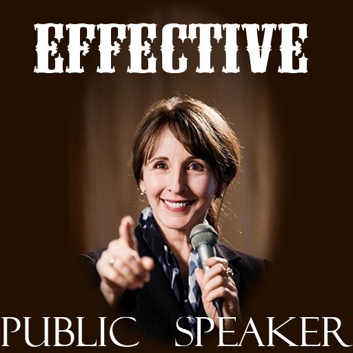 Be an Effective Public Speaker