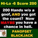 Panopset Blackjack logo