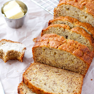 Super Simple Banana Bread.