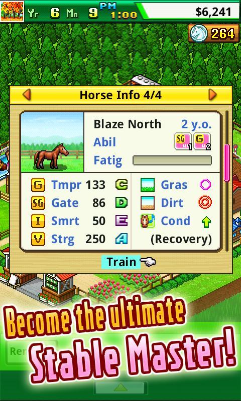 Pocket Stables screenshot #4