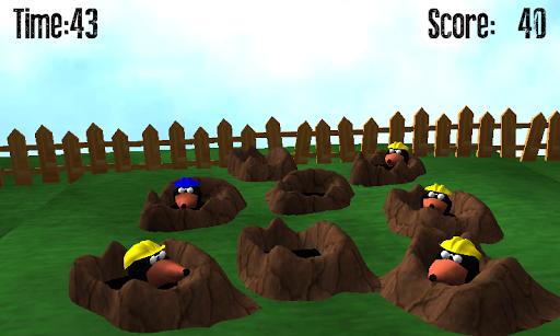 免費休閒App|Whack a mole 3D BETA|阿達玩APP