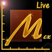 MCX Market Tracker