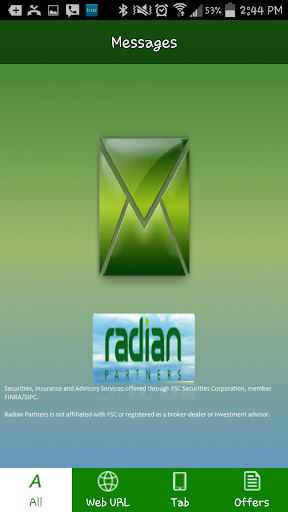 【免費財經App】Radian Partners-APP點子